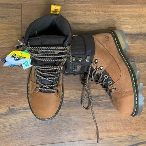 Dr. Martens | Camber Steel Toe Boots